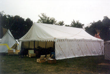 Historic Tipis and C& Gear Traderu0027s Tent & Panther Primitives - Fur Trade Tents - Historical Tents