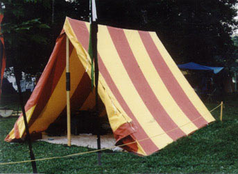 Historic Tipis and C& Gear & Panther Primitives - Medieval Pavilions and Tentage - The Best ...