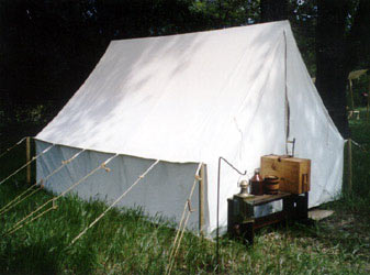 Panther Primitives - Military Tents - The Best Tents in History!